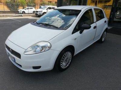 usata Fiat Grande Punto 1.3MJT 75 5p.Van Active 4pt del 2007 usata a Reggio nell'Emilia