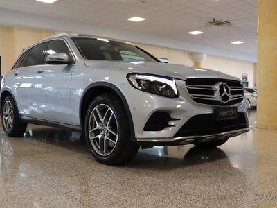 usata Mercedes GLC250 d 204cv 4matic e6 ss - 2018