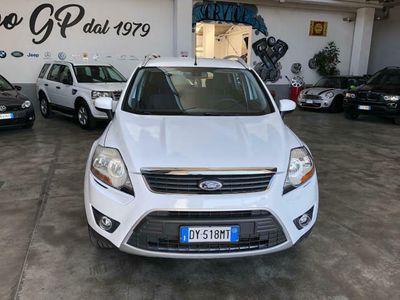 usata Ford Kuga 2.0 TDCi 136 CV 4WD Titanium DPF PERFETTO!!!