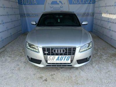 usata Audi A5 sport back 2.0 s-line anno 2010