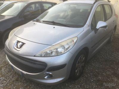 usado Peugeot 207 1.4 sw 95 cv