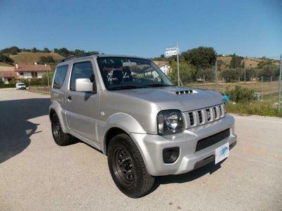 usata Suzuki Jimny 1.3 4x4 Evolution Km 41.000