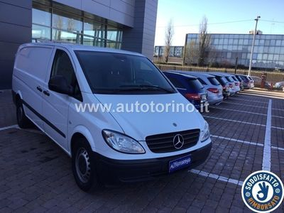 used Mercedes Vito 120 cdi long Fap