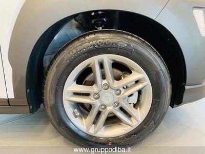 used Hyundai Kona TCI(DOHC) Diesel 6-speed M/T 1.6 CRDI 115CV COMFORT + FCA