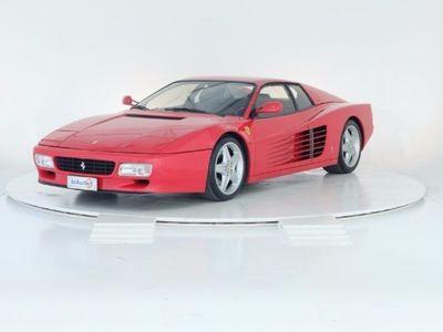 used Ferrari 512 cat