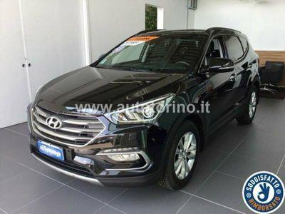 usata Hyundai Santa Fe 2.2 crdi Xpossible 4wd auto