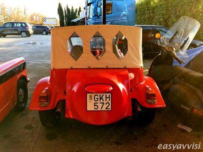brugt VW Buggy benzina arancione