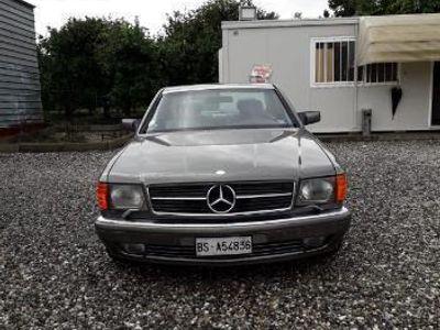 "usata Mercedes 500 Secbenzina ""auto d'epoca """