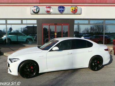 usata Alfa Romeo Giulia 2.0 Turbo 280CV AT8 AWD Q4 Veloce / BIANCO ALFA / J7