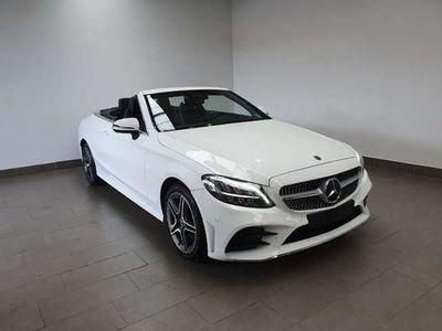 usata Mercedes C180 Auto Cabrio Premium