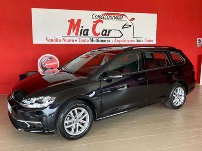 usata VW Golf Variant 1.6 TDI 115 CV Highline BlueMotion Technology rif. 13930848