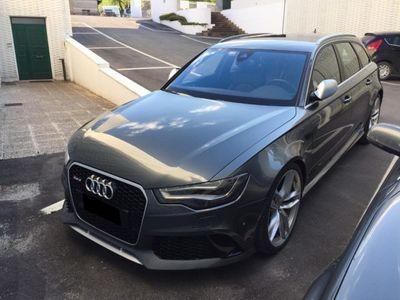 used Audi RS6 Avant 4.0