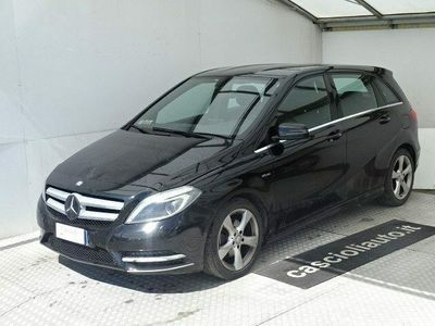gebraucht Mercedes B200 ClasseCDI BlueEFFICIENCY Premium del 2012 usata a Mosciano Sant'Angelo