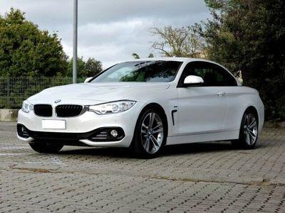 usata BMW 420 D CABRIO SPORT rif. 12416867