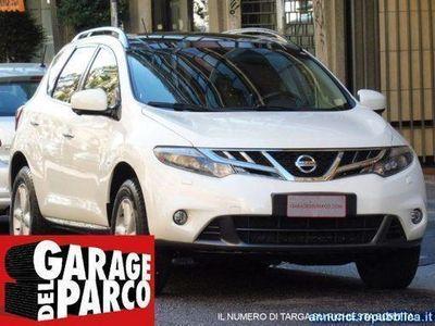 used Nissan Murano 2.5 dCi TEKNA RESTYLING NAVI TETTO PELLE TAGLIANDI