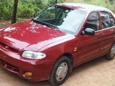 begagnad Hyundai Accent