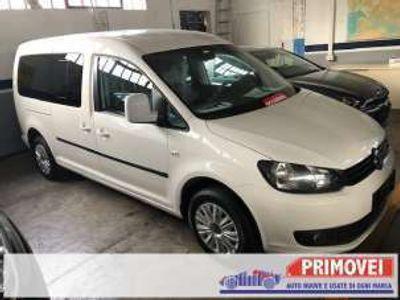 usata VW Caddy Maxi 2.0 Ecofuel Life TGI 7 posti,clima,bluetooth, Benzina/Metano