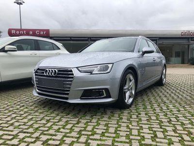 usata Audi A4 Avant 2.0 TDI 190 CV QUATTRO S-Line X2 Virtual C.