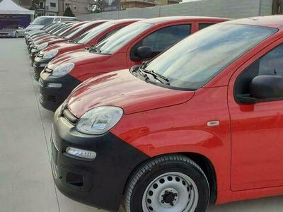usata Fiat Panda 0.9 T.Air Turbo N.Pow.Pop Van 2pti