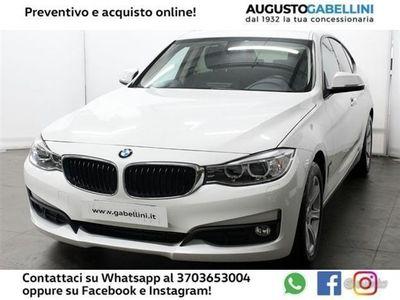 usata BMW 320 Gran Turismo Serie 3 Gran Turismo d xDrive