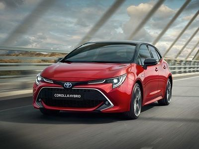 brugt Toyota Corolla 2.0 Hybrid Style