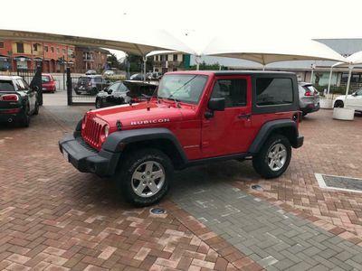 usata Jeep Wrangler 2.8 CRD DPF Rubicon