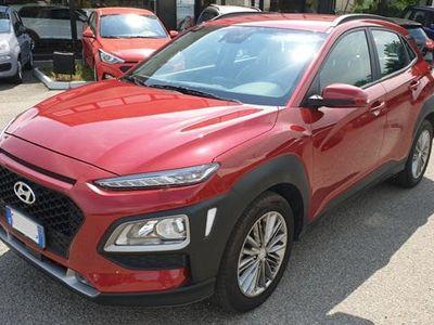 usata Hyundai Kona 1.6 CRDI 115 CV Comfort + Plus Pack *EURO 6D.TEMP*