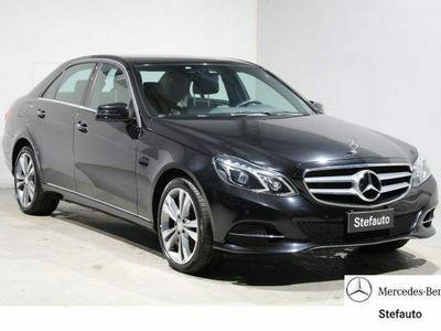 usata Mercedes E350 BlueTEC 4Matic Premium COMAND