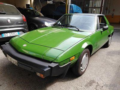used Fiat X 1/9 1.3 1976 31.000 Km