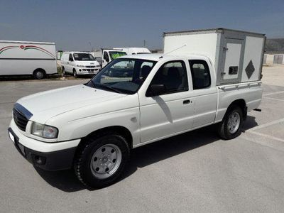 gebraucht Mazda BT-50 2.5 TD/110CV DC Pick-up Rap My'04