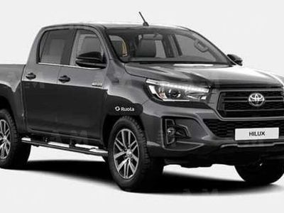 usata Toyota HiLux Pick-up 2.D-4D A/T 4WD porte Double Cab Executive+ nuova a Cirie'