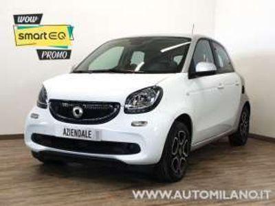 usata Smart ForFour Electric Drive EQ Prime rif. 13507846