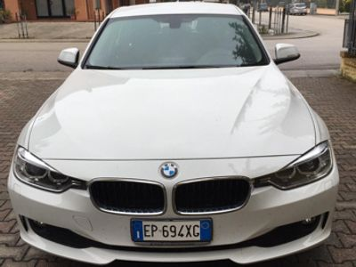used BMW 318 d autom. touring sport