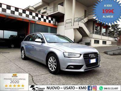 usata Audi A4 Avant 2.0 TDI 150CV E6 MULTITR. BUSINESS NAVI XEN