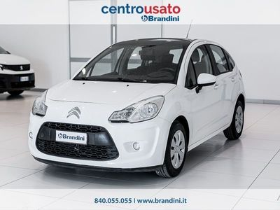 usata Citroën C3 II 2009 1.4 Exclusive (exclusive style)