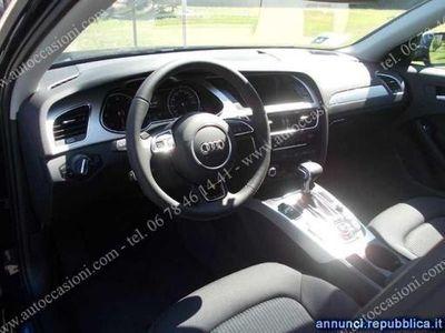 usata Audi A4 Avant 2.0 TDI 190 CV clean diesel multitronic Bu