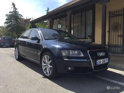 usata Audi A8 3.0 Tdi targa Albanese