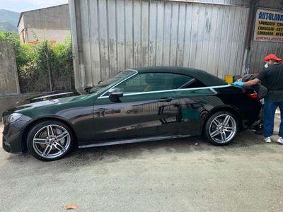 usata Mercedes E220 Cabrio Premium Plus