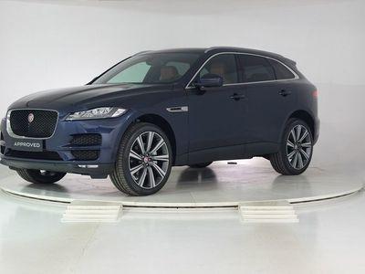 brugt Jaguar F-Pace 3.0 D V6 300 CV AWD aut. Portfolio