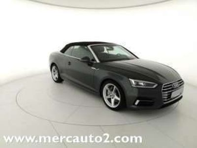 usata Audi A5 Cabriolet 2.0 TDI S tronic Sport
