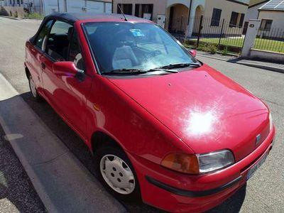 usata Fiat Punto Cabriolet 60 cat