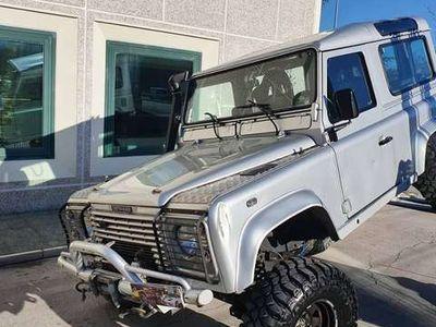 usata Land Rover Defender DefenderTD5 PREPARATISSIMO OMOLOGATO EQUIPE4X4