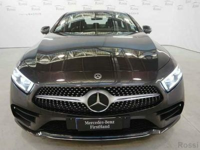 used Mercedes 350 CLS couped Premium 4matic aut