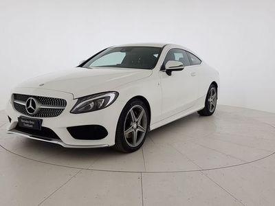 brugt Mercedes C220 coupe d Premium auto