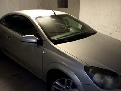 usata Opel Astra Cabriolet H TwinTop 1.9 cdti