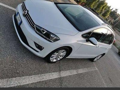 usata VW Golf Sportsvan 1.6 TDI 115CV Business Bl