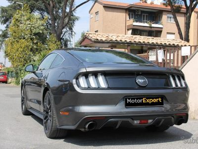 brugt Ford Mustang FastBack 2.3 - 2017
