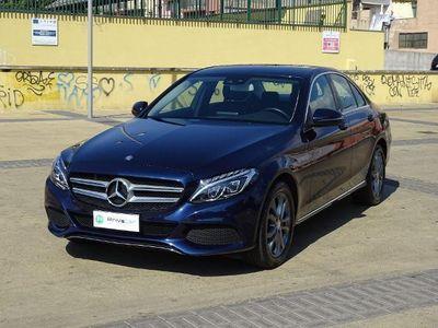 używany Mercedes C200 Classe C - A/C/S/W 205d (BT) Sport auto