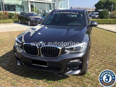usata BMW X3 X3XDRIVE30D XLINE