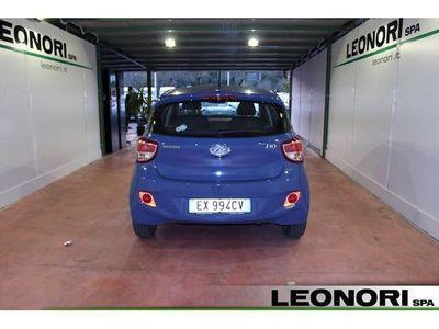 usata Hyundai i10 1.0 Login